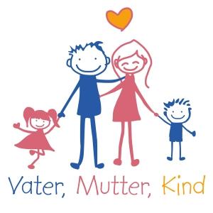 Logo Vater Mutter Kind